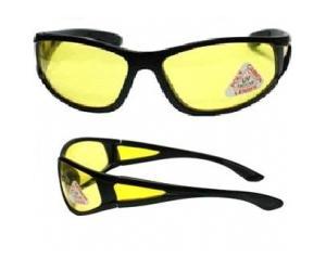 Жёлтые очки - красиво и полезно