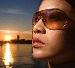 О значении цвета солнцезащитных очков